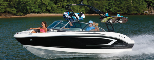 2016 Chaparral H2O 21 Sport w/Folding Velocity Arch Tower