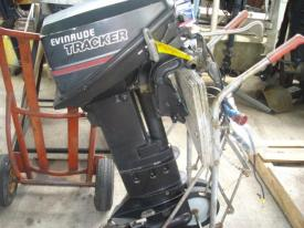 1990 Evinrude 9.9hp. remote electric longshaft