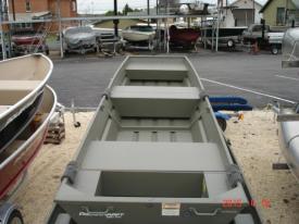 2016 PolarKraft DKJ1230 Jon Boat