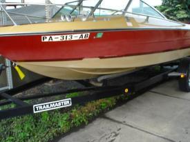 1979 Century 17' Closed bow