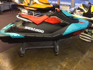 2017 Sea Doo 2UP TRIXX
