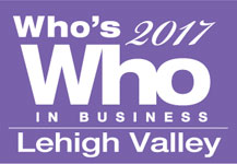 who's who in business lehigh valley 2017