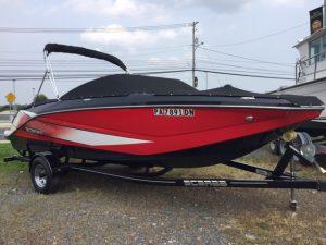 2014 Scarab 215 Jet Boat
