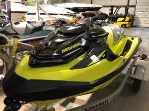 2018 Sea Doo RXT-X 300 (Yellow)