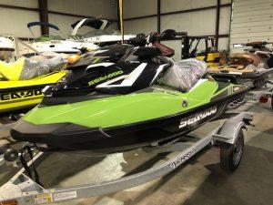 2018 Sea Doo GTR-X 230 (Green)