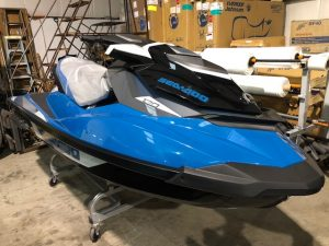 2018 Sea Doo GTI SE 130 (Blue)