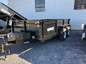 2018 Bri-Mar Dump Trailer DT612LP-LE-10-A
