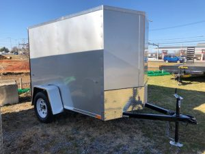 2018 Integrity 5 x 8 Enclosed Trailer