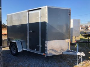 2016 Integrity Enclosed Trailer 6 x 10