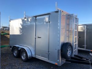 2018 Integrity Enclosed Trailer 7 x 14