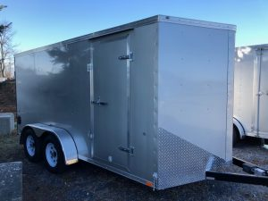 2017 Integrity Enclosed Trailer 7 x 14