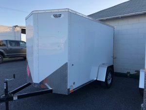 2018 Integrity Enclosed Trailer 5 x 10