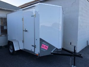 2018 Integrity Enclosed Trailer 6 x 10