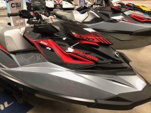 2018 Sea Doo RXP-X 300 (Red)