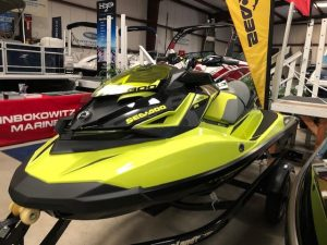 2018 Sea Doo RXP-X 300 (Yellow)