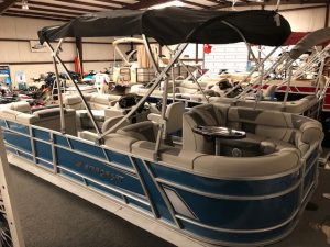 2018 Starcraft EX 22 R Pontoon