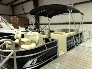 2018 Starcraft EX 18 F Pontoon