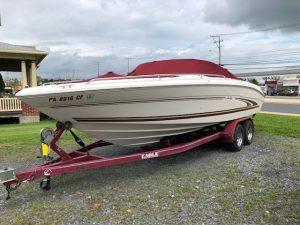 2000 Sea Ray 230 BR