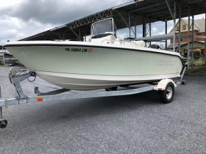 2005 Bayliner 1703 Trophy