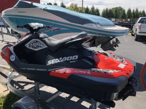 2016 Sea Doo 2 UP Spark