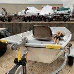 1999 ClackaCraft River Boat 10' 2