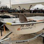 1999 ClackaCraft River Boat 10' 3