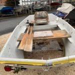 1999 ClackaCraft River Boat 10' 4