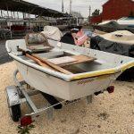 1999 ClackaCraft River Boat 10' 5