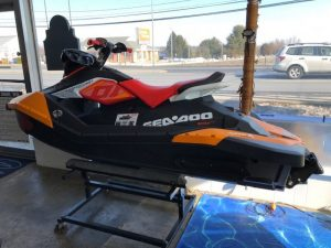 2019 Sea Doo Spark 2up Trixx w/Sound