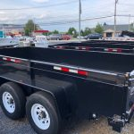 2019 Bri-Mar Dump Trailer DT714LP-LE-14-A 4