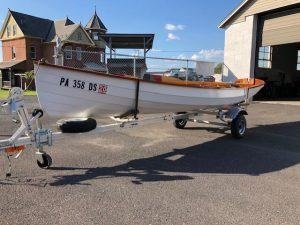 2014 Chesapeake YAWL (Wooden Boat)