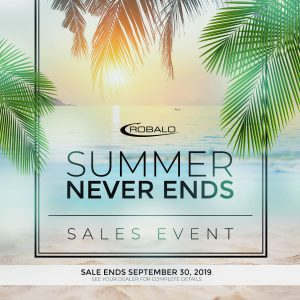 Robalo Summer Sales Event