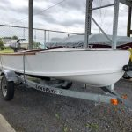 New 1955 Model Custom Craft Runabout 6