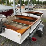 New 1955 Model Custom Craft Runabout 7