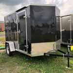 2019 Integrity 6 x 10 Enclosed Trailer 7