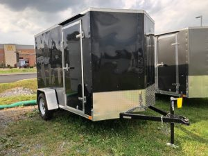 2019 Integrity 6 x 10 Enclosed Trailer