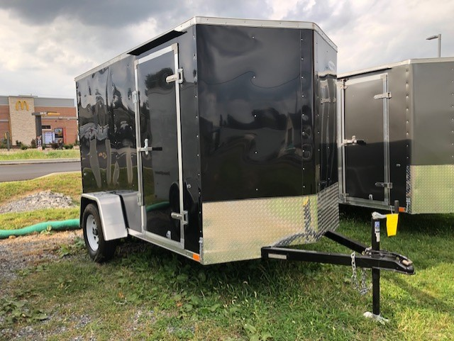 2019 Integrity 6 x 10 Enclosed Trailer 1