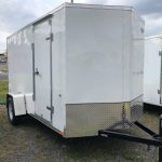 2019 Integrity 6 x 12 Enclosed Trailer 5