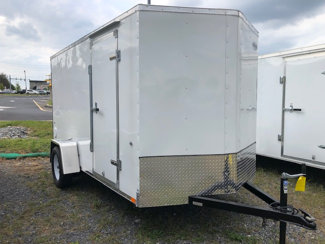 2019 Integrity 6 x 12 Enclosed Trailer 1