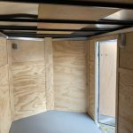 2019 Integrity 6 x 12 Enclosed Trailer 2