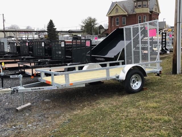 2020 Load Rite UT5511FD Utility Trailer 1