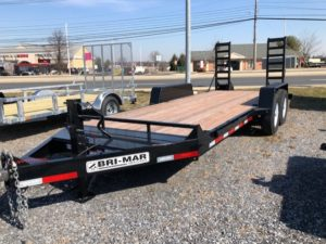 2019 Bri-Mar EH18-14-HD Equipment Hauler
