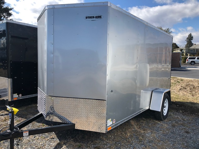 2020 Integrity 6 x 12 Enclosed Trailer 1