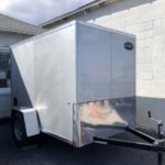 2020 Integrity 5 x 8 Enclosed Trailer 4