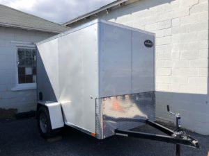 2020 Integrity 5 x 8 Enclosed Trailer