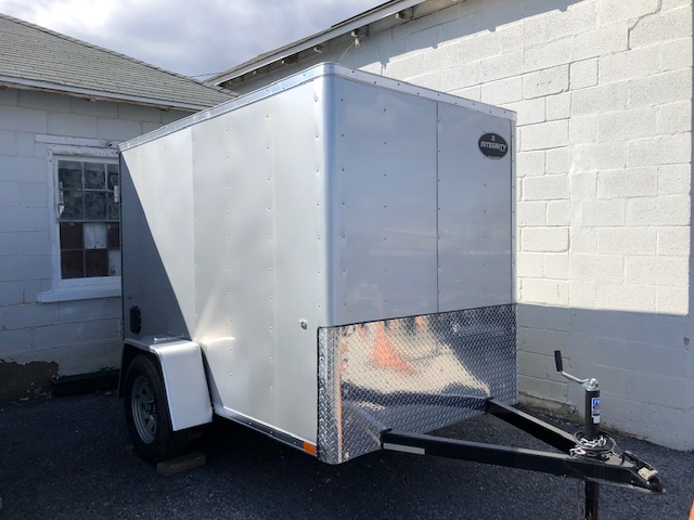 2020 Integrity 5 x 8 Enclosed Trailer 1