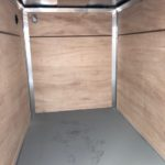 2020 Integrity 5 x 8 Enclosed Trailer 3