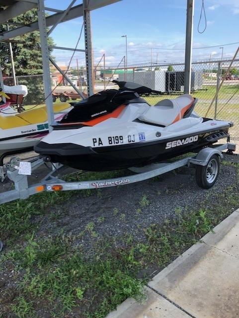 2012 Sea Doo GTI 130 4