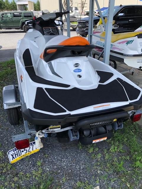 2012 Sea Doo GTI 130 3