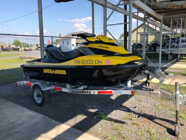 2011 Sea Doo RXT IS 260 12